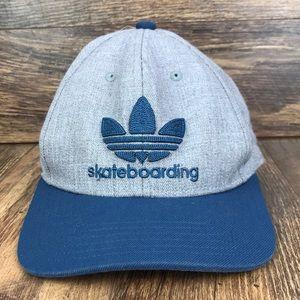 VTG Adidas Logo Skateboarding SnapBack Hat